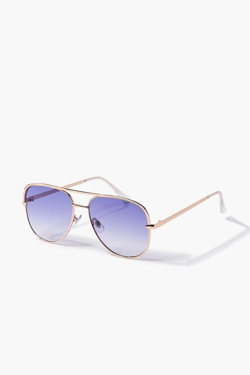Metal Aviator Sunglasses, image 3