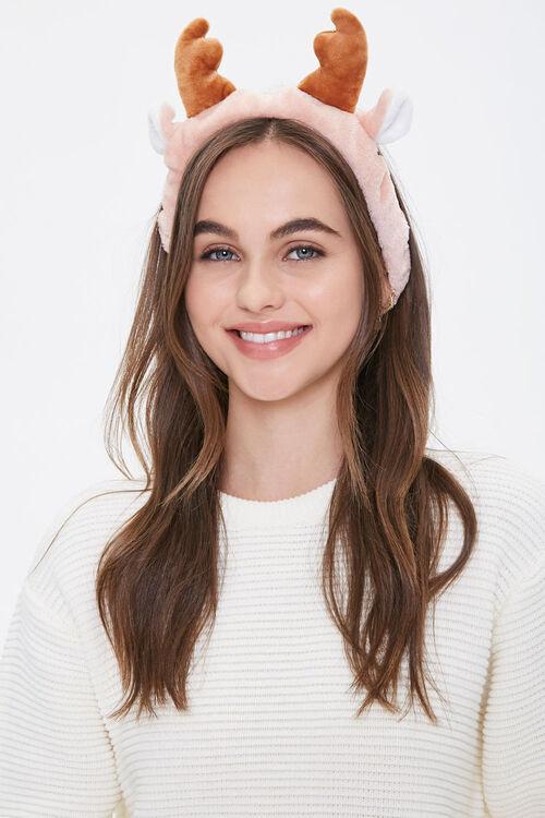 Plush Antler Headwrap, image 1