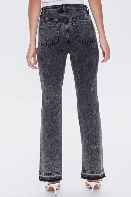 Frayed Release-Hem Jeans, image 4