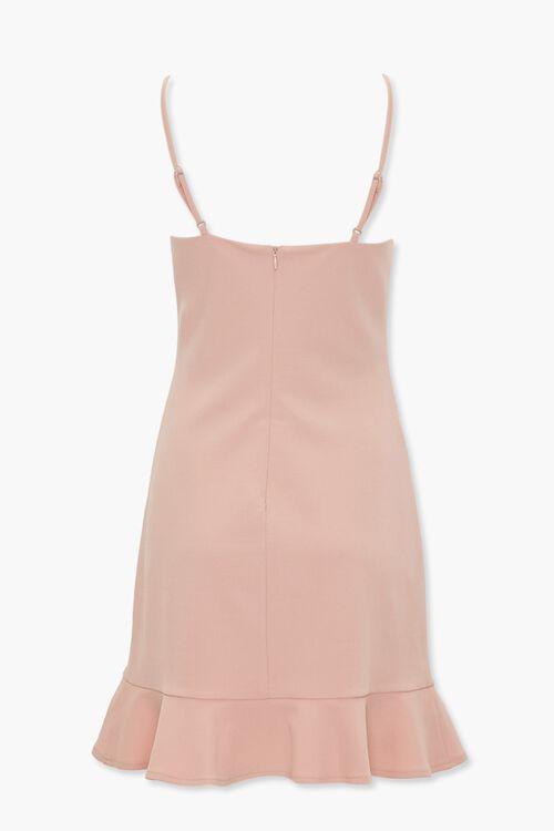 Ruffle Tulip-Hem Mini Dress, image 3