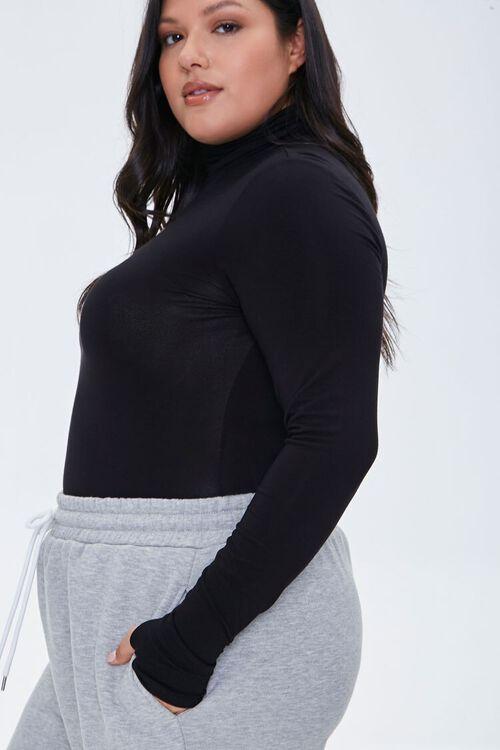 Plus Size Offline Bodysuit, image 2