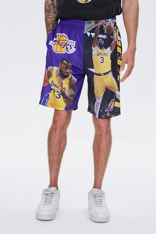 LA Lakers Graphic Shorts, image 2