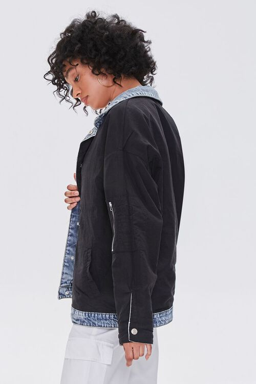 Reversible Denim Jacket, image 3