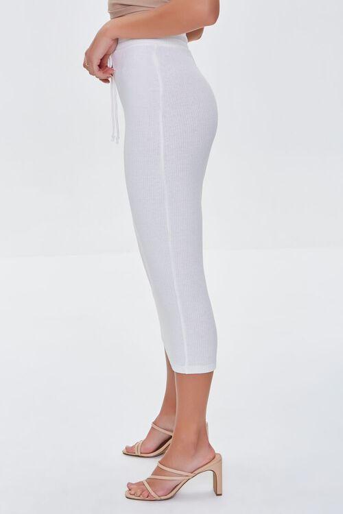 CREAM Fitted Drawstring Skirt, image 3