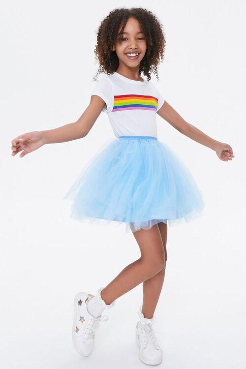 Girls Tulle Ballerina Skirt (Kids), image 5