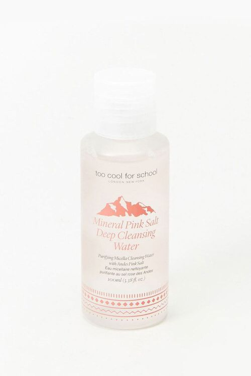 CLEAR Mineral Pink Salt Deep Cleansing Water, image 1