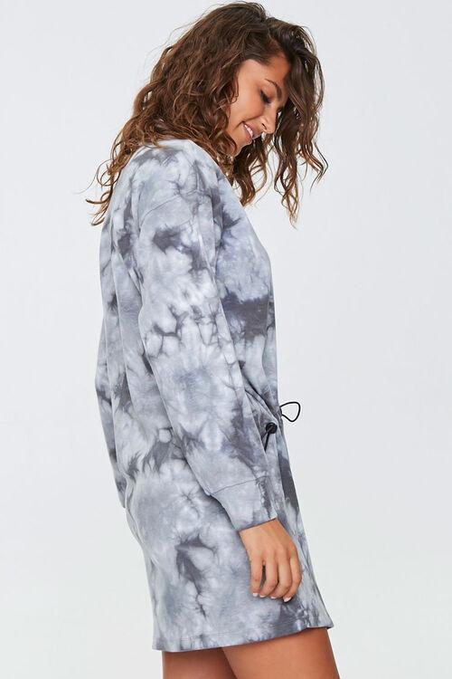 Tie-Dye Wash Mini Dress, image 2