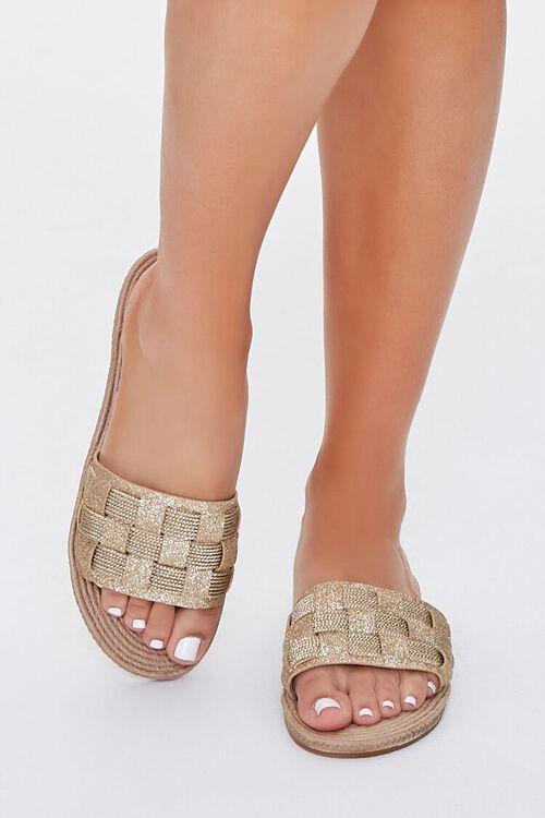 Espadrille Basketwoven Sandals, image 4