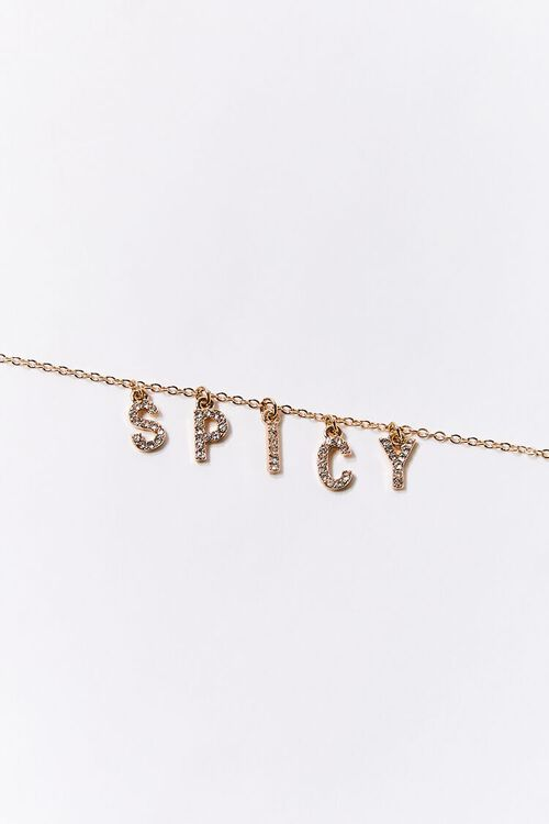 Spicy Charm Necklace, image 3