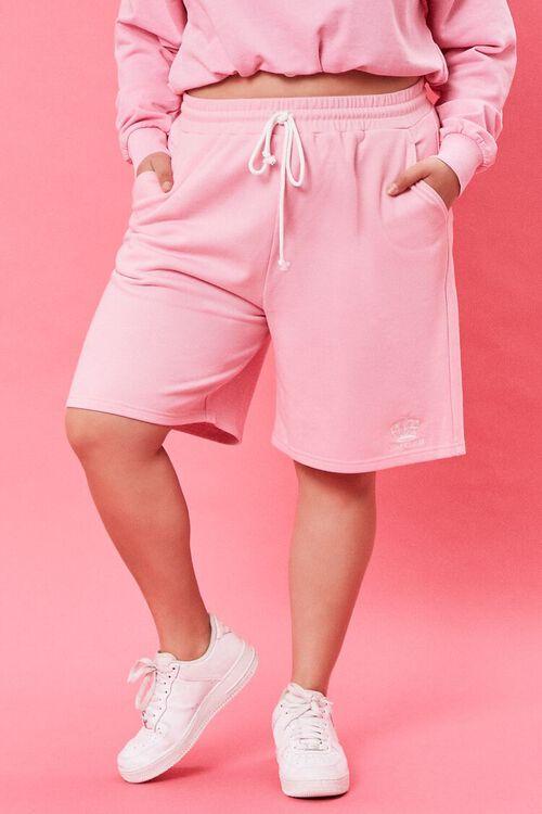Plus Size Juicy Couture Shorts, image 2