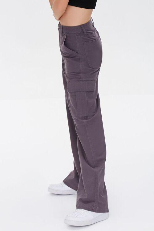 Straight-Leg Cargo Pants, image 3