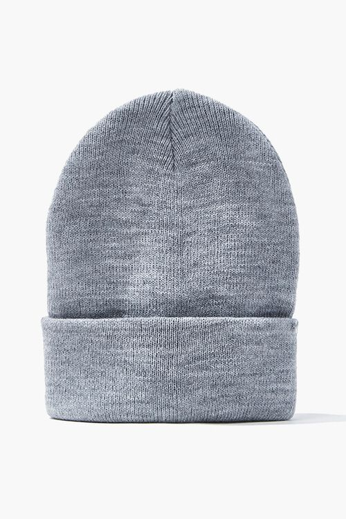 Foldover Knit Beanie, image 2