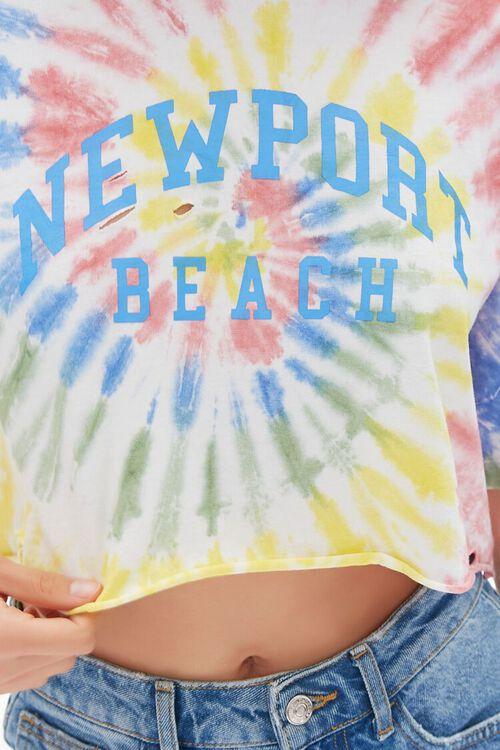 Tie-Dye Newport Beach Tee, image 5