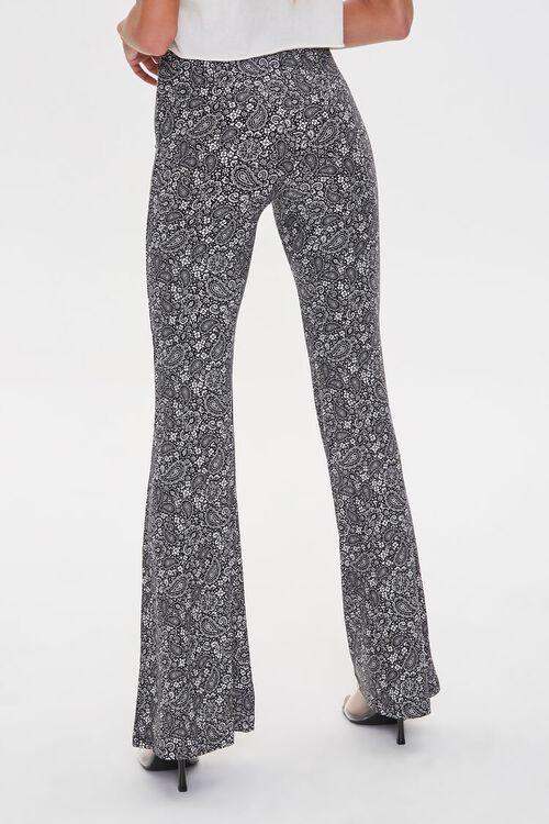 Jordyn Paisley Print Flare Pants, image 4