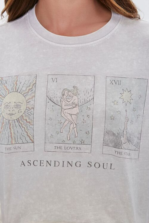 Ascending Soul Graphic Tee, image 5