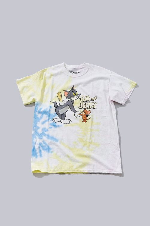 Tom & Jerry Graphic Tee, image 1