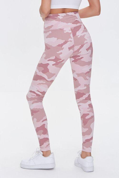 Active Camo Print Leggings, image 4