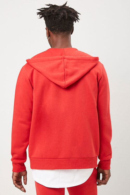 French Terry Zip-Up Hoodie, image 3