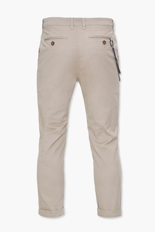 Slim-Fit Wallet Chain Pants, image 3