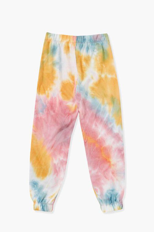 Girls Tie-Dye Joggers (Kids), image 2