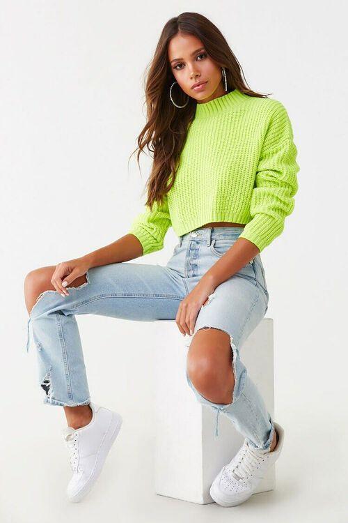 Mock Neck Sweater, image 4