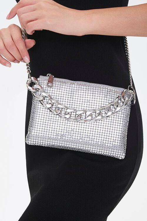 Metal Crossbody Bag, image 1