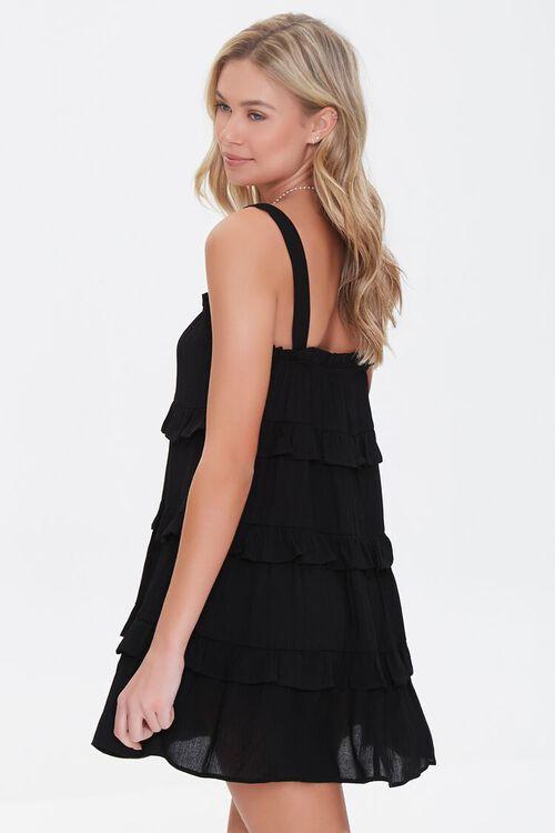 Tiered Ruffle Mini Dress, image 2