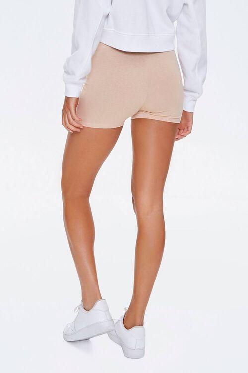 Cotton-Blend 3-Inch Biker Shorts, image 4
