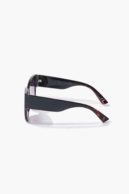 BLACK/BLACK Tortoiseshell Gradient Sunglasses, image 5