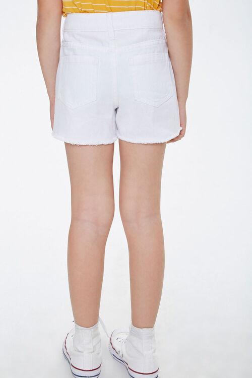 Girls Denim Shorts (Kids), image 4