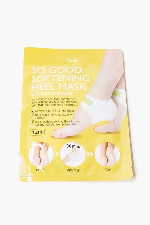 ORANGE Softening Heel Mask, image 1