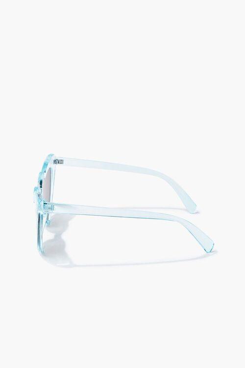 Transparent Heart-Shaped Sunglasses, image 3