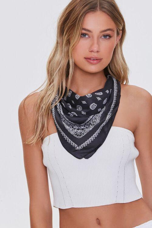 Satin Handkerchief Top, image 5
