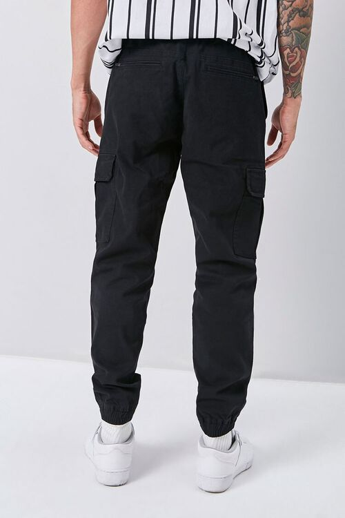 Woven Cargo Joggers, image 4