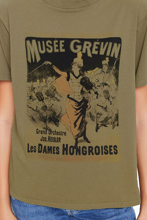 Musee Grevin Graphic Tee, image 5