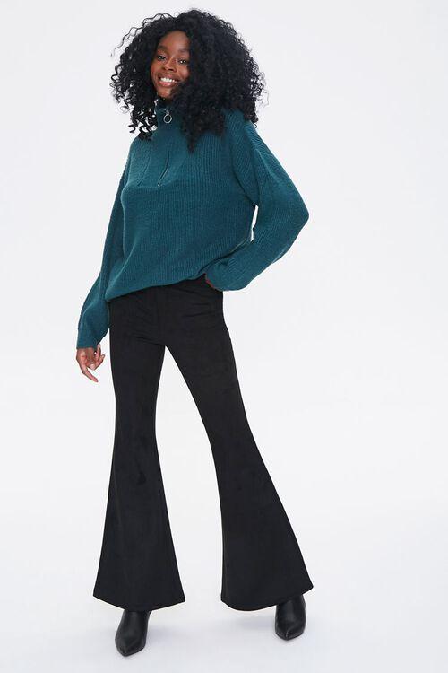 Half-Zip Pullover Sweater, image 4