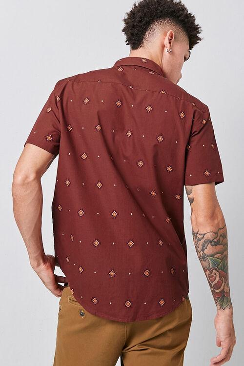 Geo Print Pocket Shirt, image 3