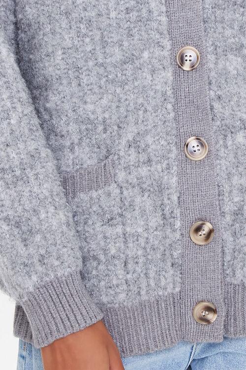 Brushed Cardigan Sweater, image 5
