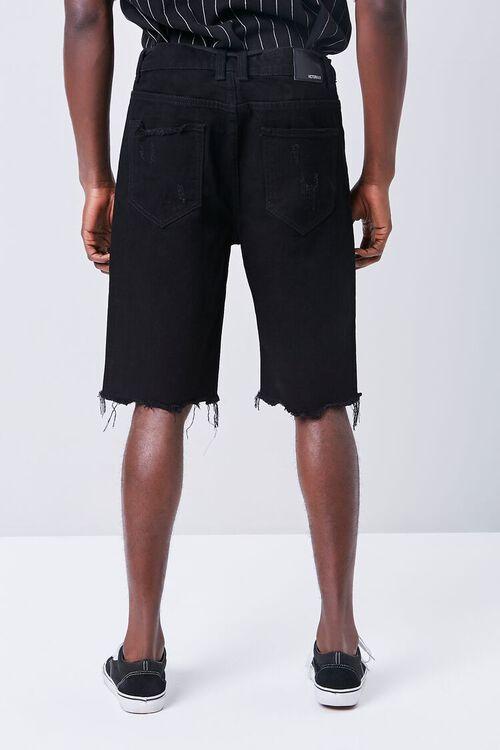 Distressed Denim Shorts, image 4