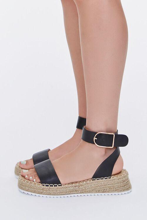 Espadrille Flatform Sandals, image 2