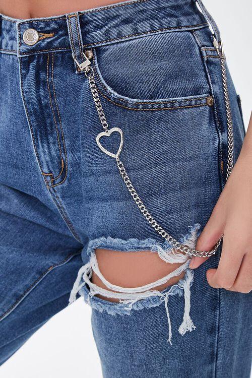 Cutout Heart Body Chain, image 1