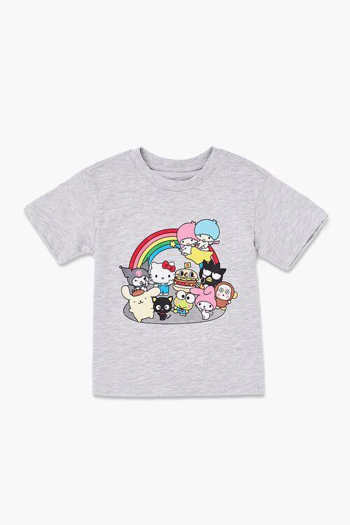 Girls Hello Kitty Graphic Tee (Kids), image 1