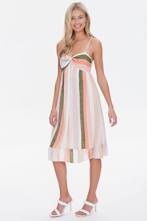 Striped Cami Dress, image 4