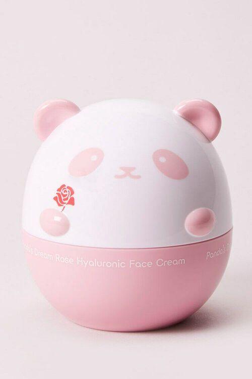 Pandas Dream Rose Hyaluronic Face Cream, image 1