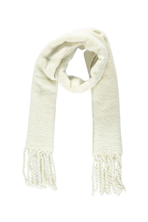 Brush Knit Scarf, image 1