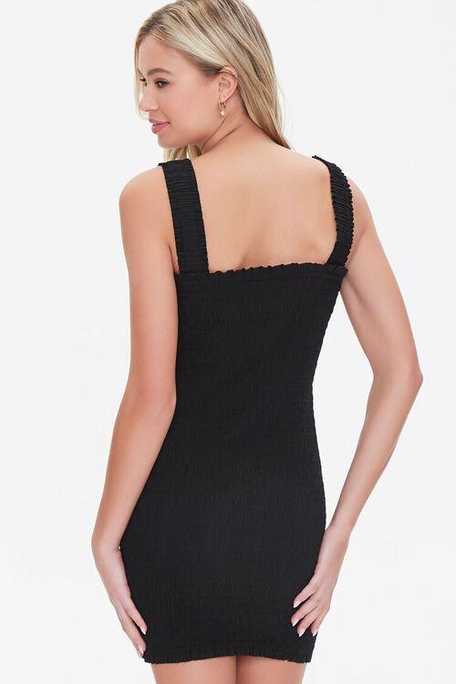 Smocked Mini Dress, image 3