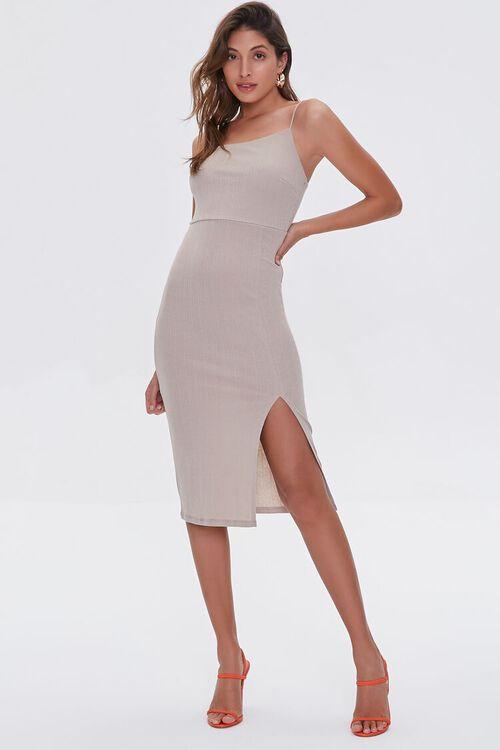 Asymmetrical Cami Dress, image 4
