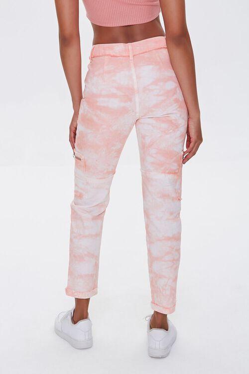 Tie-Dye Utility Ankle Pants, image 4