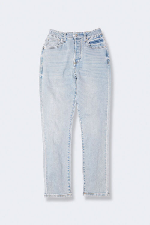 Button-Fly Mom Jeans, image 5