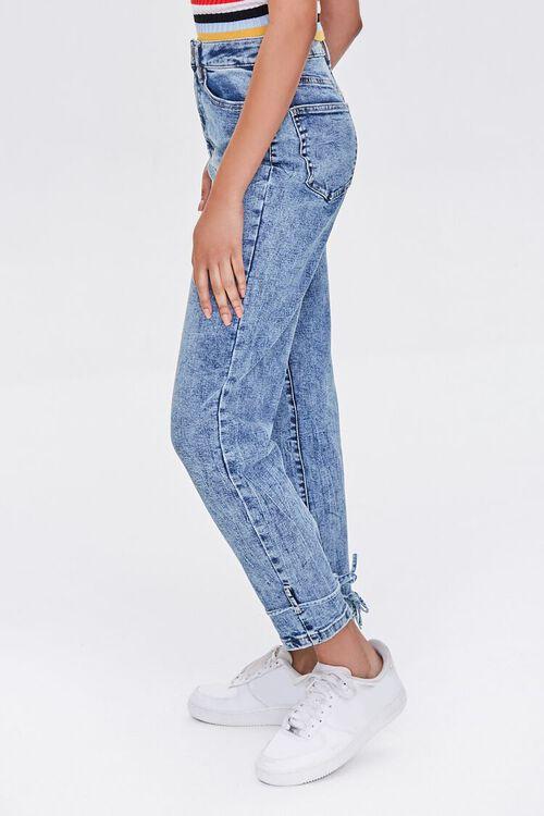 High-Rise Acid Wash Jeans, image 4